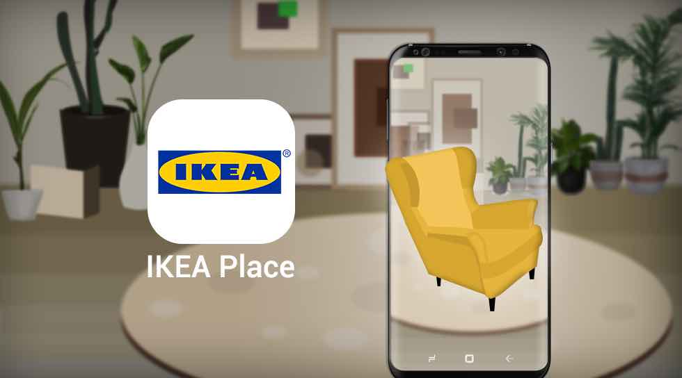 Ikea Place app is one of the IKEA retail innovations, which the firm implemented a few years ago.