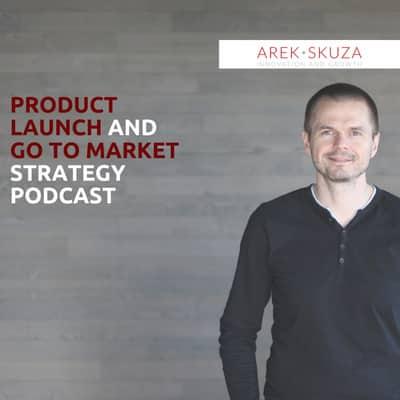 Arek Skuza's podcast cover